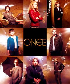 A good tv show, sometimes crazy but in the good way - Once Upon A Time