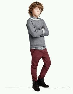 simple outfit for a boy by zara kids children kinder. Black Bedroom Furniture Sets. Home Design Ideas