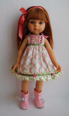 Кристи на старом теле от Paola Reina / Игровые куклы / Шопик. Продать купить куклу / Бэйбики. Куклы фото. Одежда для кукол