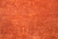 Röd+terrakotta+tapet