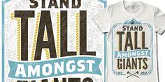 S.T.A.G - T-shirt design by RichardClayton - Mintees