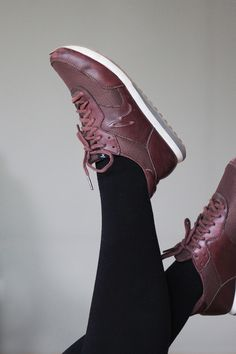 Fashion Revolution Week OOTD #2 | Die Konsumfrau #whomademyclothes #fairfashion #slowfashion #hessnatur #greenfashion #sneakers #marsala