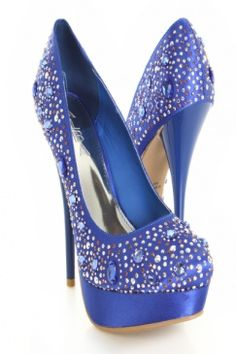 "these will be my ""something blue"" when i get married <3"