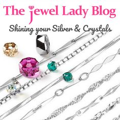 The Jewel Lady Blog Post ~ Shining your Silver and Crystals. www.thejewellady.com