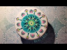 Spring Mandala 2021 - YouTube Mandala, Young Art, Rock, Etsy Shop, Spring, Skirt, Locks, The Rock, Rock Music