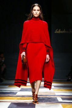 Salvatore Ferragamo Ready To Wear Fall Winter 2015 Milan -