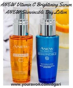 https://www.avon.com/category/skin-care/anew?rep=dgari&utm_content=buffer6a054&utm_medium=social&utm_source=pinterest.com&utm_campaign=buffer Protect skin from sun damage & pollution while enhancing skin clarity. #skincare #sunscreen #avon #anew #beauty