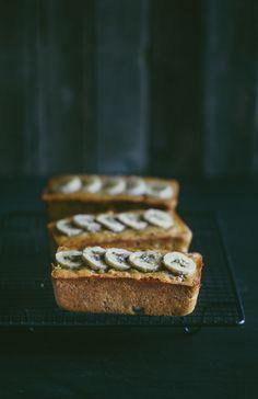 Idées pour décorer/habiller dessus Banana bread