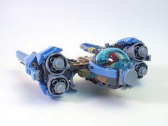 DB-15 Aethershrike by peterlmorris, via Flickr