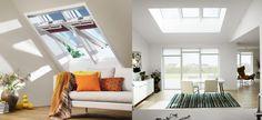 Pair of velux for loft room