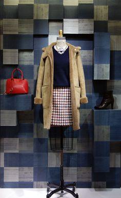 maison TOMORROWLAND ART FRAME 「Winter Fashion」 09.24. wed.~