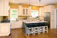 The kitchen is the hub of the home, so why not make it your own?