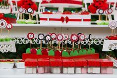 Festa Joaninha. Ladybug party
