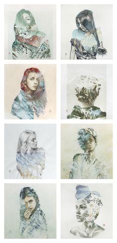 blendscapes by Oriol Angrill Jordà