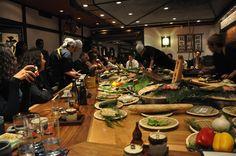 Robotaya - east village Modern Restaurant, Restaurant Bar, Crazy Heart, East Village, Cafe Bar, Counter, Japanese, York, Dining