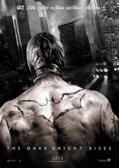 The Dark Knight Rises.  Third batman movie coming soon
