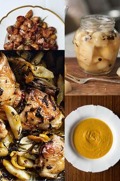 Jerusalem artichokes—also called sunchokes—are a mild, tender root vegetable that can be incorporated in a wide variety of dishes. Here are our all-time favorite ways to roast, braise, slaw, sauté, bake, stir-fry, mash, puree and pickle this underappreciated winter produce. We've even included options for vegan and vegetarian diets, hearty meat-and-side pairings, soups, casseroles and risotto. Check them out! Artichoke Salad, Artichoke Recipes, Garden Vegetable Recipes, Vegetable Gardening, Risotto Recipes, Soup Recipes, Jerusalem Artichoke Recipe, Sage Butter, Vegetarian Diets