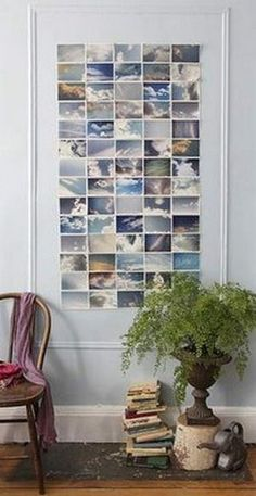 personal photography collection idea for art installation ( or a group of postcards with a common theme)