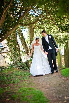 My gorgeous Suzanne Neville wedding gown