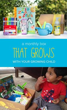 Join Citrus Lane and delight your little one with a surprise monthly box of the best toys and goodies, delivered right to your doorstep! Each box features 4-5 products that are handpicked for your child's age and stage (from pregnancy to preschool). ➜Use code PIN40 at checkout to save 40% on your 1st box. Ends 09/22/15.