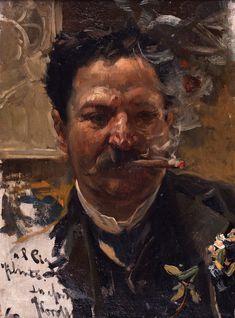 Sorolla-Hombre-fumando.jpg 1,481×2,000 pixels