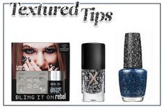 Be. sparkly. Here are 7 new polish trends for the holidays. What do you think?