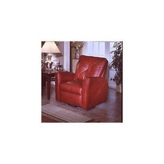 Found it at Wayfair - Bahama Leather Recliner