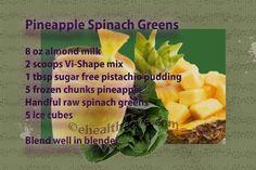 ViSalus Recipes | Vi-Shake Recipes | Body By Vi Recipes    www.michellegallant1117.myvi.net