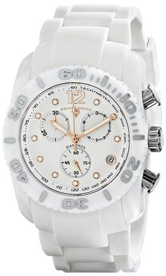 Swiss Legend Men's 10127-02-RA Commander Diamonds Analog Display Swiss Quartz White Watch -- You can get additional details at the image link.
