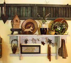 Primitives shelf idea