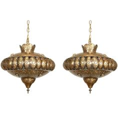 1stdibs - Moroccan Brass Chandelier in Alberto Pinto Style explore items from 1,700  global dealers at 1stdibs.com