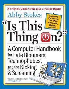 New to computing and want to make the most of learning to use your computer? This book covers everything from purchasing a new computer to getting comfortable using it! Located on our shelves at 004.16/STOK #computerhelp #computers
