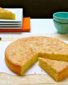 Low FODMAP and Gluten Free, Lemon and Orange Cake