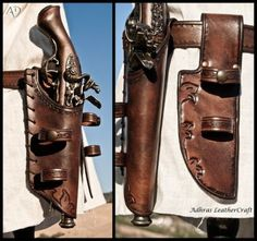 DeviantArt: More Collections Like Leather Harness + Shoulder Armor by Adhras
