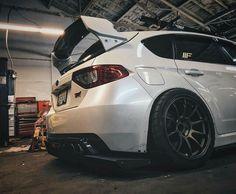 Subaru Impreza #HotHatch