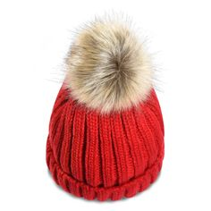 Hats Winter Beanies Pom Pom Hat and Winter Skully Bonnet for Women