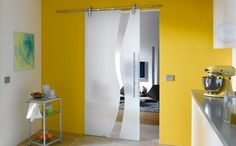 """Common types of doors often create """"dead corners"""" in rooms. An opened hinge door leaves no space for placing objects. Sliding glass doors offer a better use of space. Formerly considered as an alternative for hinged doors they have become attractive objects of furnishing in their own right.  In modern residential construction, you have to consider the many advantages of these doors. Check designs on http://doors4uk.co.uk/sliding-doors-glass-designs/double-doors-model-talania-sliding-glass/"""