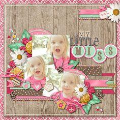 My Little Miss - Scrapbook.com