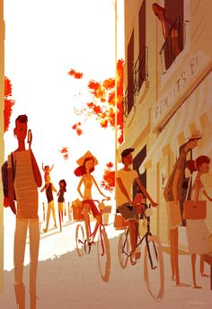 Summer is around the corner by Pascal Campion
