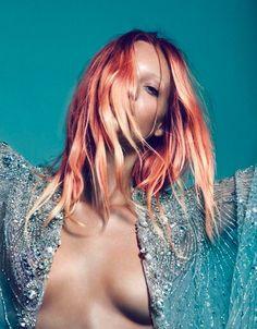 Copper hair WANTTTTTTTTTTTTTTTTTTTTTTTTTTTTTTT