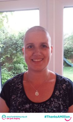 """""""@easyuk #ThanksAMillion to HCCN who helped me through my cancer journey. A wonderful charity."""" #Fundraising #Charity #Giving"""