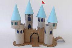 Se o seu pequeno é fã do universo mágico dos contos de fadas e de histórias de aventuras, com certeza ele vai adorar a ideia de brincar em (ou com) um castelo!