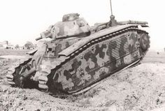 French tanks - 126 PYRENEES
