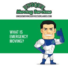 Orlando Moving Companies Most of the times moves are events that can be planned out months in advanced. However life can throw a crisis your way that you haven't planned for. Fire, death, divorce, flooding any number of unforeseen consequences could require to move out in a hurry. In this case y...