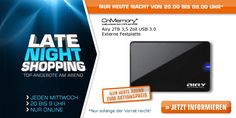 Saturn Late Night Shopping 03.07.2013: ASUS Fonepad, SONY KDL 42 W 655 ABAEP LED TV, CNMEMORY Airy 2TB usw.