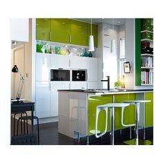 URBAN Barkruk IKEA De hoogte is makkelijk met één hand te verstellen. Met voetsteun: biedt ondersteuning aan vermoeide voeten.