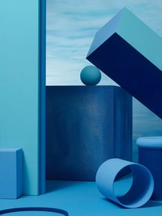 'Skyshapes' A Restrictive Color Series