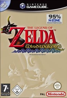 The Legend of Zelda - The Wind Waker | The Games Archiv