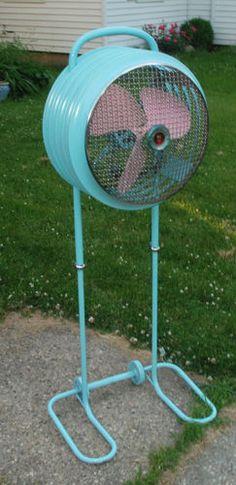 Antique Vintage Fan Westinghouse Mobilaire MA 4020