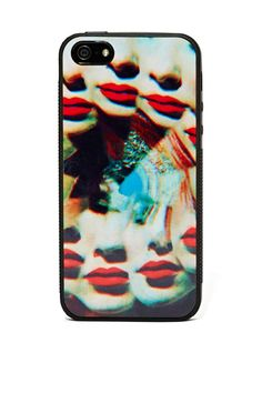 Read My Lips iPhone 5 Case